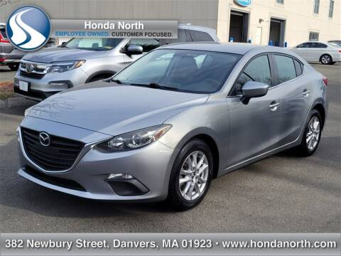 2014 Mazda MAZDA3 for sale at 1 North Preowned in Danvers MA
