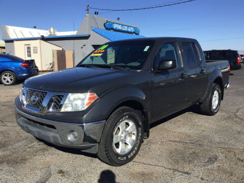 2010 Nissan Frontier for sale at SPEND-LESS AUTO in Kingman AZ