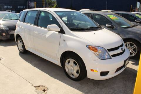 2006 Scion xA for sale at Good Vibes Auto Sales in North Hollywood CA