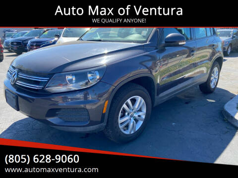 2016 Volkswagen Tiguan for sale at Auto Max of Ventura - Automax 3 in Ventura CA