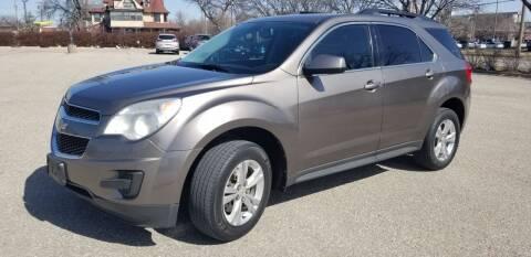 2011 Chevrolet Equinox for sale at JC Auto Sales LLC in Wichita KS