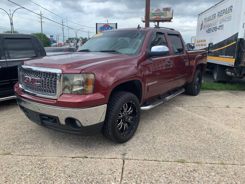 2008 GMC Sierra 1500 for sale at Cars To Go in Lafayette IN