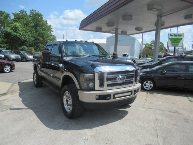 2008 Ford F-350 Super Duty for sale at Perfection Auto Detailing & Wheels in Bloomington IL