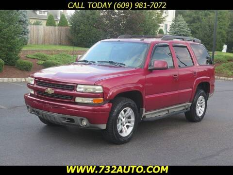 2004 Chevrolet Tahoe for sale at Absolute Auto Solutions in Hamilton NJ
