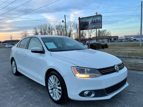 2011 Volkswagen Jetta for sale at Albi Auto Sales LLC in Louisville KY