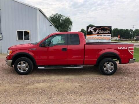 2009 Ford F-150 for sale at KJ Automotive in Worthing SD