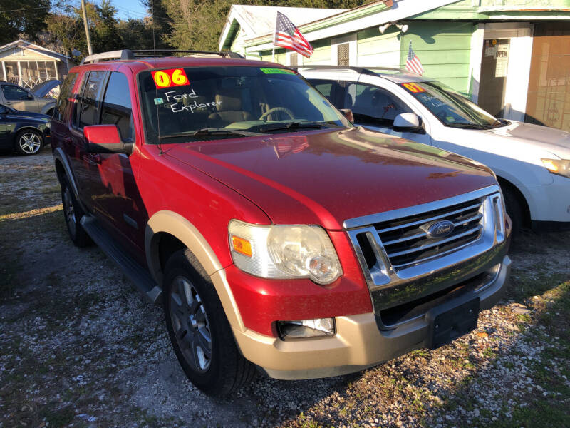 2006 Ford Explorer for sale at Castagna Auto Sales LLC in Saint Augustine FL
