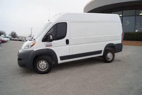 2018 RAM ProMaster Cargo for sale at Next Ride Motors in Nashville TN