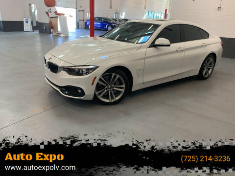 2019 BMW 4 Series for sale at Auto Expo in Las Vegas NV