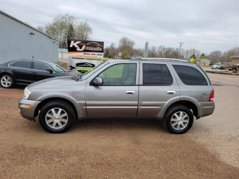 2006 Buick Rainier for sale at KJ Automotive in Worthing SD