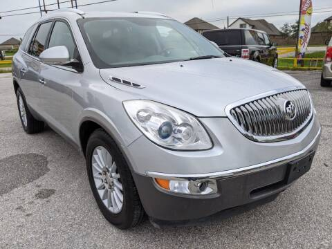 2010 Buick Enclave for sale at PREMIER MOTORS OF PEARLAND in Pearland TX