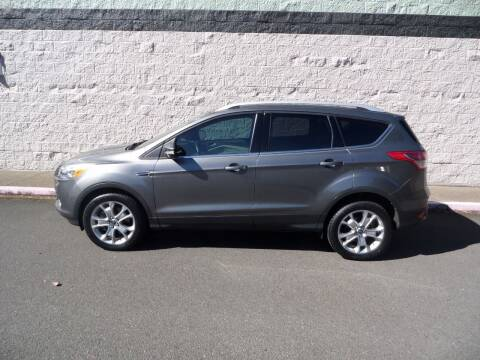 2014 Ford Escape for sale at Al Hutchinson Auto Center in Corvallis OR