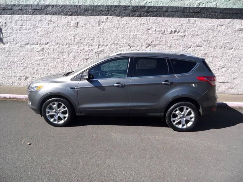 2014 Ford Escape for sale at Al Hutchinson Auto Center in Corvallis OR