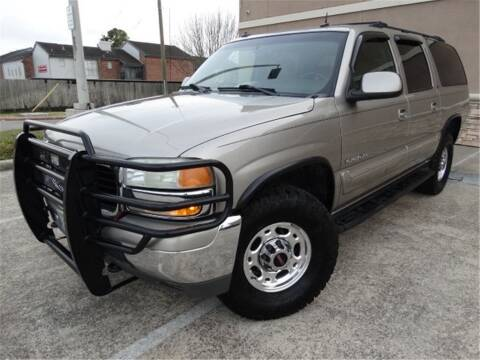 2003 GMC Yukon XL for sale at Abe Motors in Houston TX