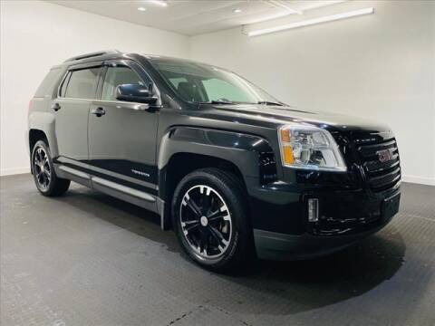 2017 GMC Terrain for sale at Champagne Motor Car Company in Willimantic CT