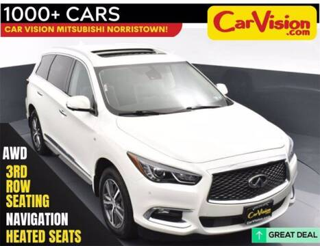 2019 Infiniti QX60 for sale at Car Vision Buying Center in Norristown PA