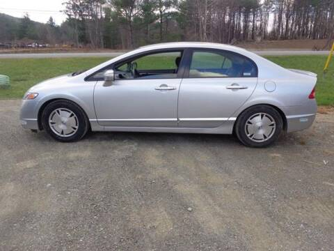 2011 Honda Civic for sale at Upstate Auto Sales Inc. in Pittstown NY