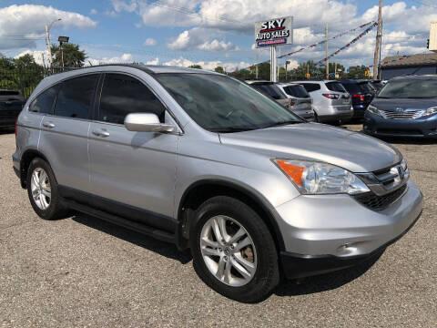 2011 Honda CR-V for sale at SKY AUTO SALES in Detroit MI
