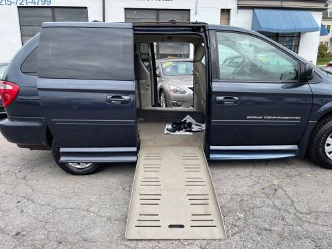 2007 Chrysler Town and Country for sale at Street Visions in Telford PA