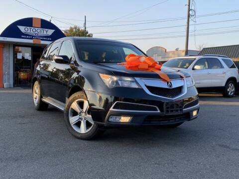 2013 Acura MDX for sale at OTOCITY in Totowa NJ