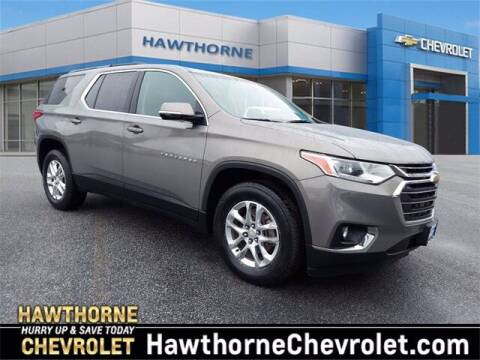 2019 Chevrolet Traverse for sale at Hawthorne Chevrolet in Hawthorne NJ