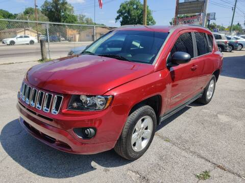 2015 Jeep Compass for sale at Advance Import in Tampa FL