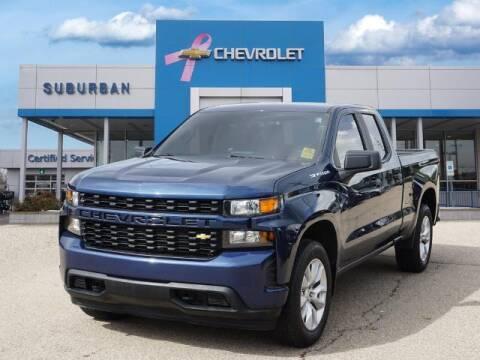 2019 Chevrolet Silverado 1500 for sale at Suburban Chevrolet of Ann Arbor in Ann Arbor MI