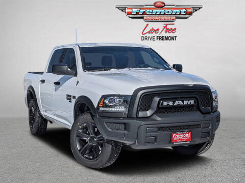 2021 RAM Ram Pickup 1500 Classic for sale at Rocky Mountain Commercial Trucks in Casper WY