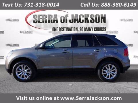 2014 Ford Edge for sale at Serra Of Jackson in Jackson TN