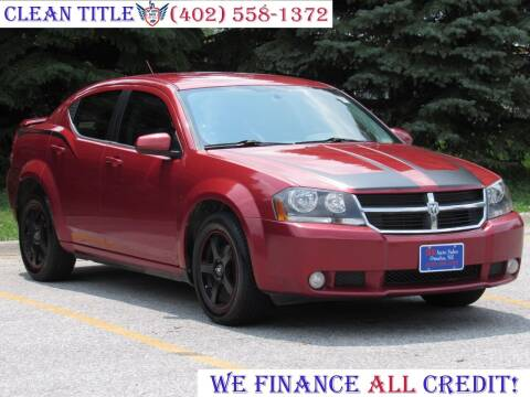 2010 Dodge Avenger for sale at NY AUTO SALES in Omaha NE