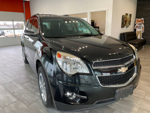 2014 Chevrolet Equinox for sale at Evolution Autos in Whiteland IN