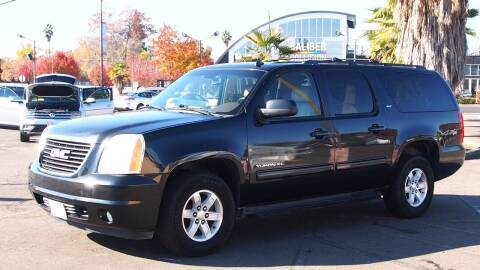 2012 GMC Yukon XL for sale at Okaidi Auto Sales in Sacramento CA