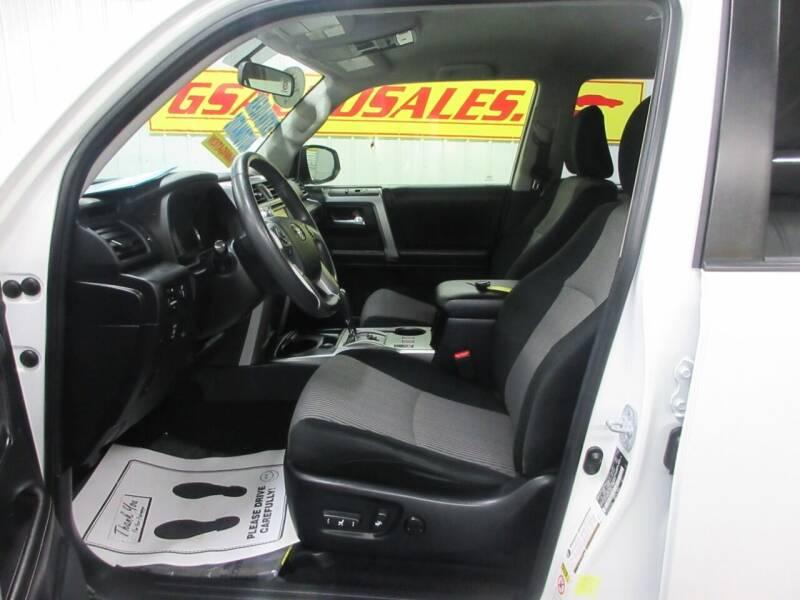 2016 Toyota 4Runner 4x2 SR5 4dr SUV - Ardmore TN