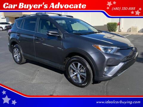 2017 Toyota RAV4 for sale at Car Buyer's Advocate in Phoenix AZ