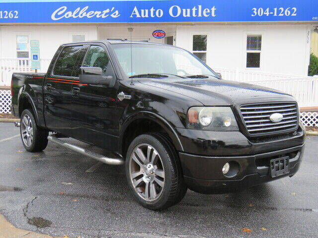 2007 Ford F-150 for sale at Colbert's Auto Outlet in Hickory NC