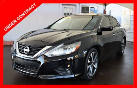 2017 Nissan Altima for sale at 1st Class Motors in Phoenix AZ