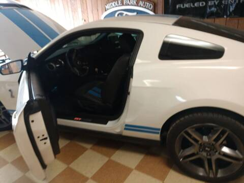 2011 Ford Shelby GT500 for sale at HIGH COUNTRY MOTORS in Granby CO