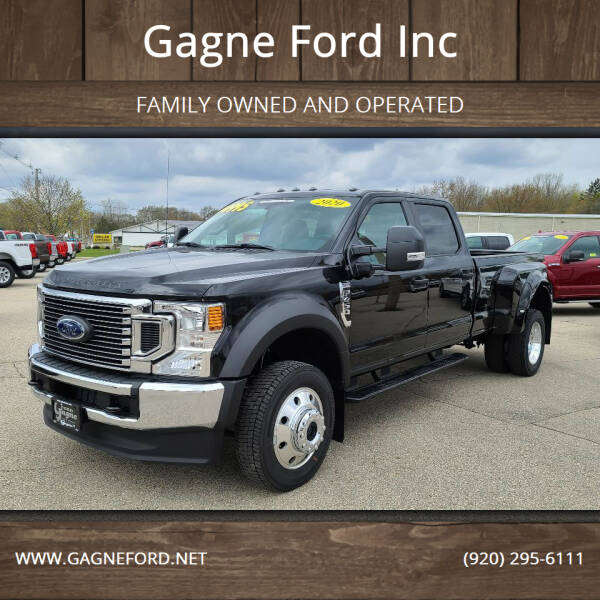 2020 Ford F-450 Super Duty for sale in Princeton, WI