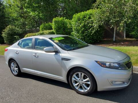 2012 Kia Optima for sale at Money Man Pawn (Auto Division) in Black Diamond WA