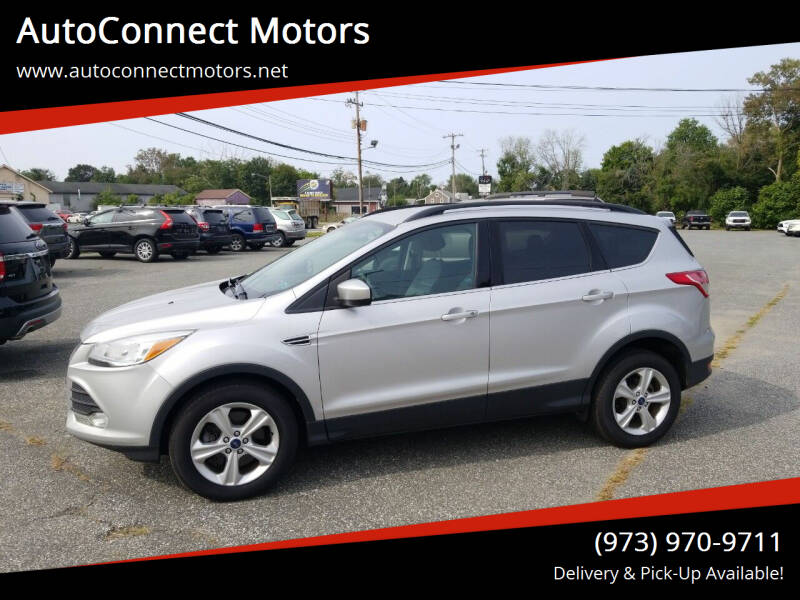 2014 Ford Escape for sale at AutoConnect Motors in Kenvil NJ