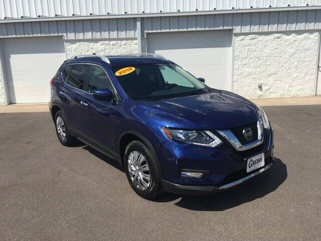 2018 Nissan Rogue for sale in Marshfield, WI