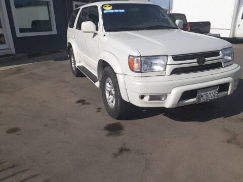 2002 Toyota 4Runner for sale at COMMUNITY AUTO in Fresno CA