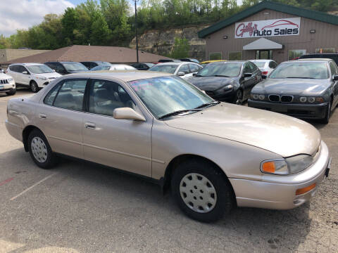 1996 Toyota Camry for sale at Gilly's Auto Sales in Rochester MN