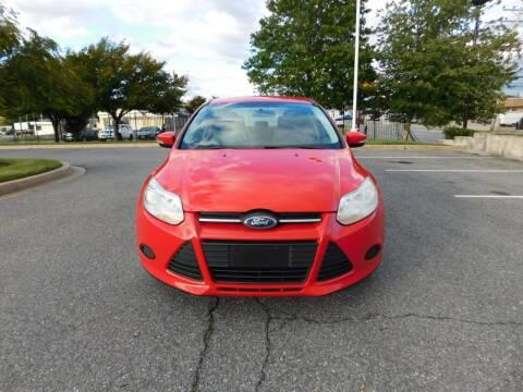 2013 Ford Focus for sale at AMERICAR INC in Laurel MD