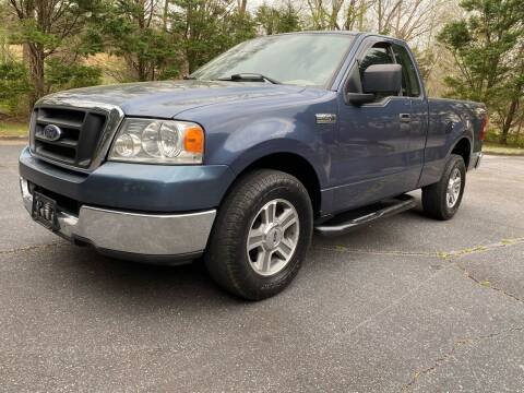 2004 Ford F-150 for sale at Lenoir Auto in Lenoir NC