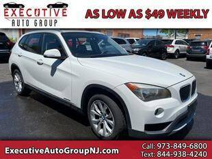 2013 BMW X1 for sale at Executive Auto Group in Irvington NJ