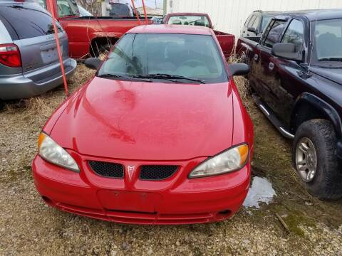 2004 Pontiac Grand Am for sale at Craig Auto Sales in Omro WI