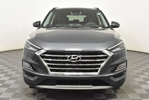 2021 Hyundai Tucson for sale at Southern Auto Solutions-Jim Ellis Hyundai in Marietta GA