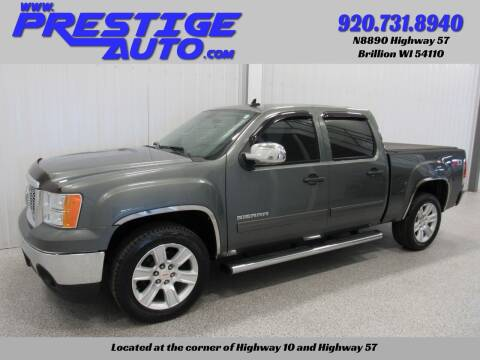 2011 GMC Sierra 1500 for sale at Prestige Auto Sales in Brillion WI