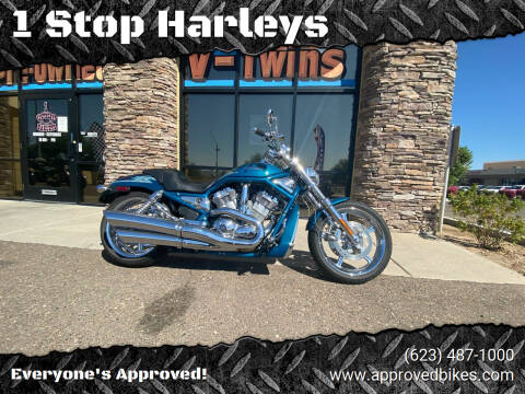 2005 HarleyDavidsoN VRSCSEV-ROD for sale at 1 Stop Harleys in Peoria AZ